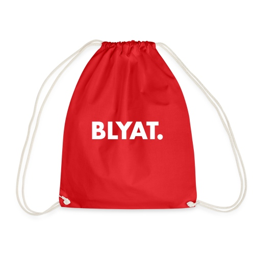 BLYAT. WHITE REPLICA - Gymtas