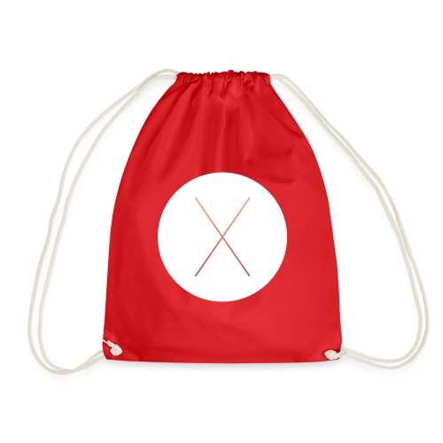 x design - Drawstring Bag