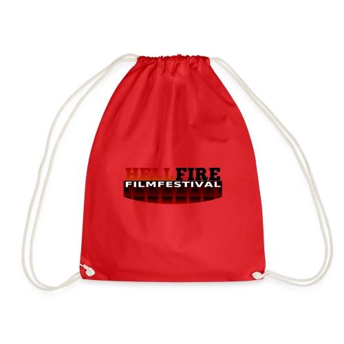 Hellfire Film Festival logo - Drawstring Bag