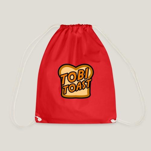 TobiToastTV Logo - Turnbeutel