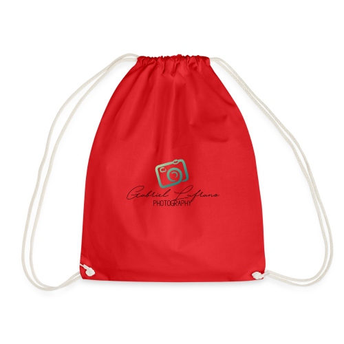 PhotoLuf Logo - Drawstring Bag