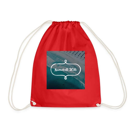 Knowitall 2016 - Drawstring Bag
