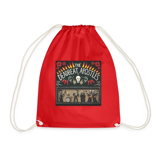 The Deadbeat Apostles - Drawstring Bag