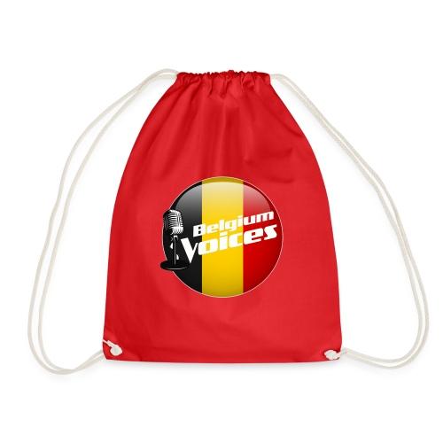 Je soutiens Belgium Voices - Sac de sport léger