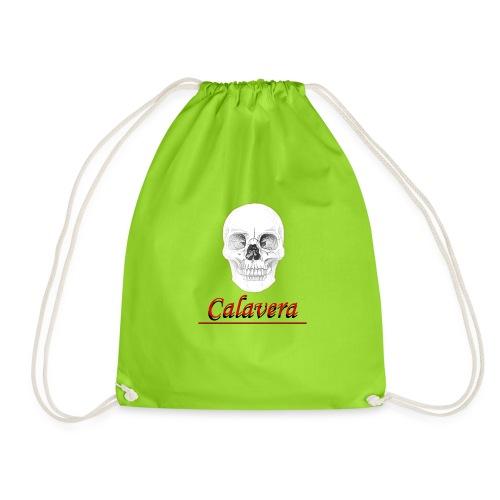 Calavera - Mochila saco