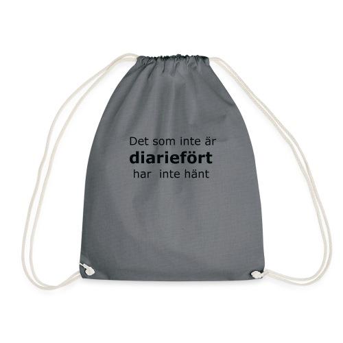Diariefört - Gymnastikpåse