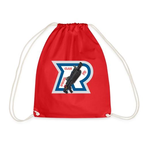 R4D3R Official Merch - Drawstring Bag