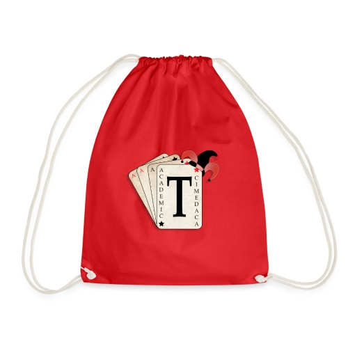Academic Trickster - Drawstring Bag