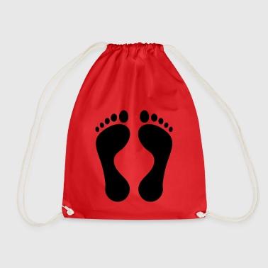Barefoot - Drawstring Bag