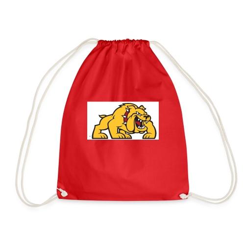 Bulldog logo ml - Mochila saco