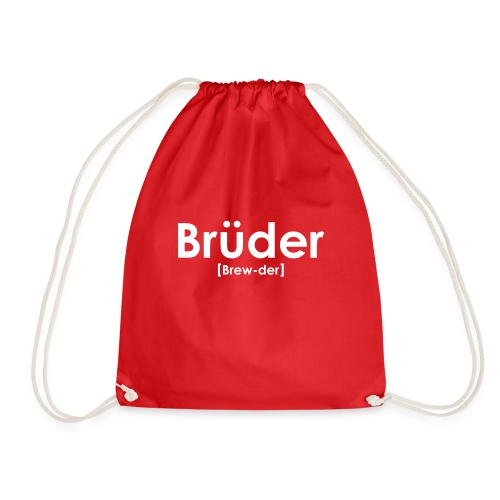 Brüder IPA - Drawstring Bag