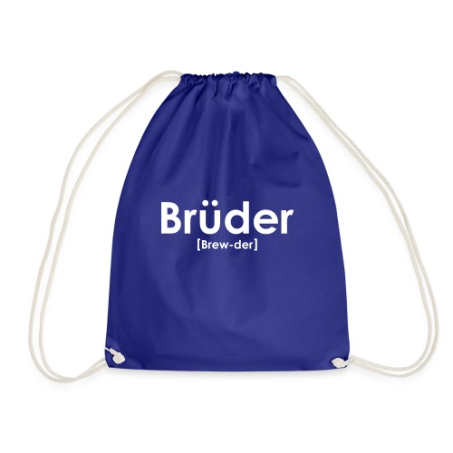 Brüder IPA - Drawstring Bag