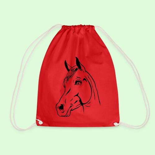 Tête de cheval - Sac de sport léger