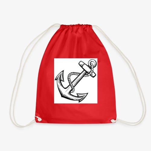Anch - Drawstring Bag