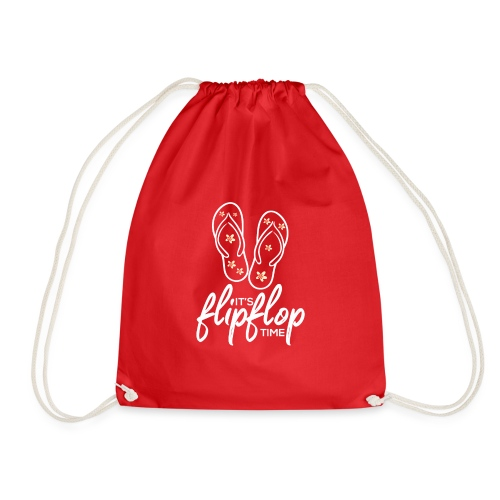 Flip Flop - Turnbeutel