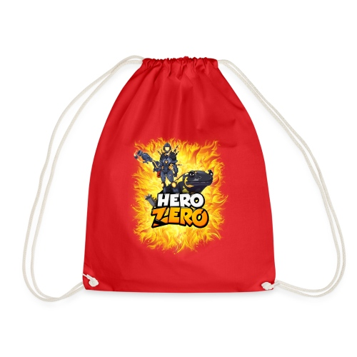 Season of Fire - Drawstring Bag