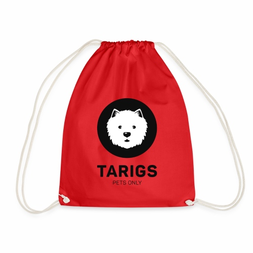Tarigs WESTIE Hunde Logo 2.2 - Turnbeutel