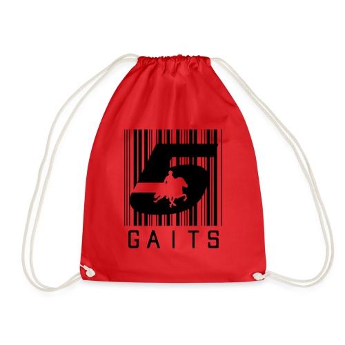 5gaitsBarcode 1 - Drawstring Bag
