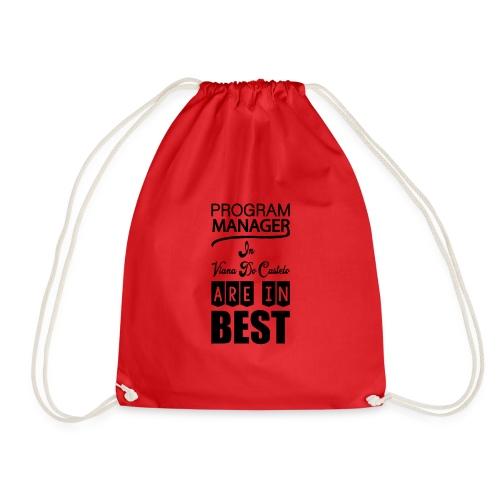 Program Manager - Drawstring Bag