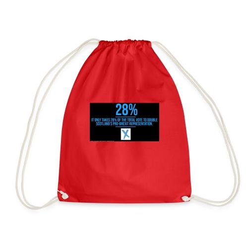28% - Drawstring Bag