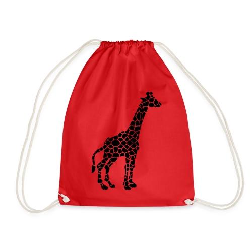 Giraffe (black) - Jumppakassi