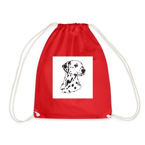 D5B1F3AA 7A36 4878 A4D8 227AD8A69463 - Drawstring Bag
