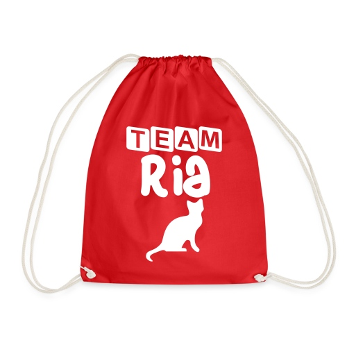Team Ria - Drawstring Bag