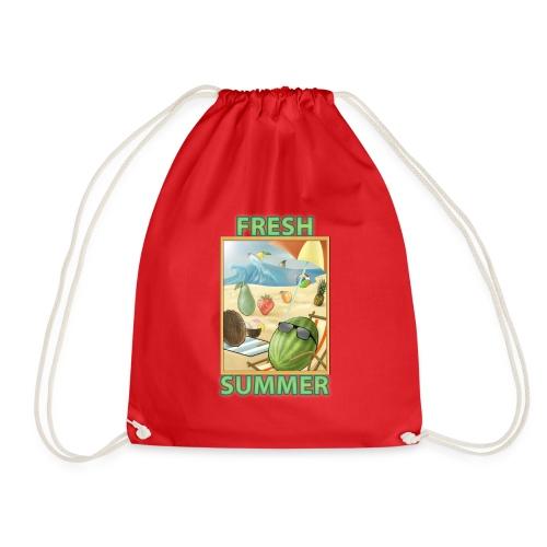 Fruit Fresh Summer - Sacca sportiva