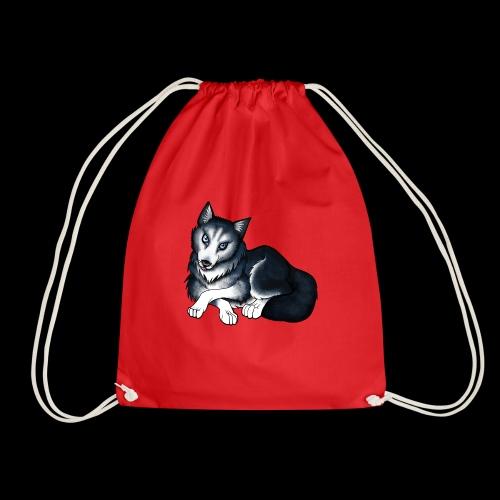 Husky - Drawstring Bag