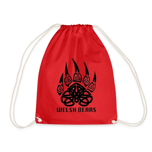 Welsh Bears - Drawstring Bag