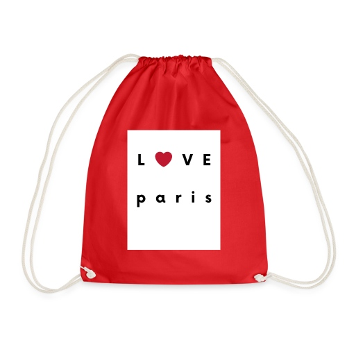 love paris france - Sac de sport léger