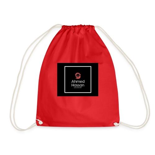 Ahmed Hassan Merch - Drawstring Bag