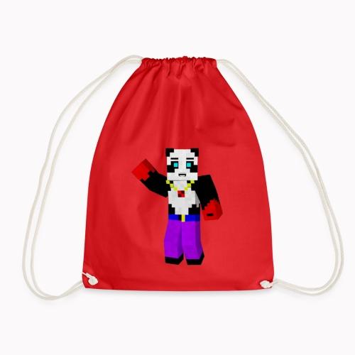 Waving PLAYLOCK1 Shirt - Drawstring Bag
