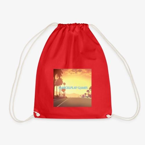 MarcelPlay Games - Drawstring Bag