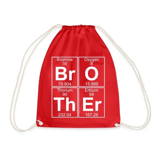 Br-O-Th-Er (brother) - Full - Drawstring Bag