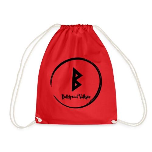 Bulletproof Valkyrie - Drawstring Bag