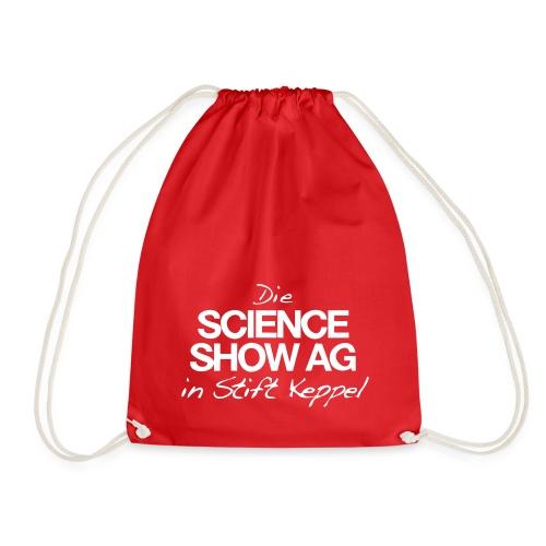 Science Show AG Logo - Turnbeutel