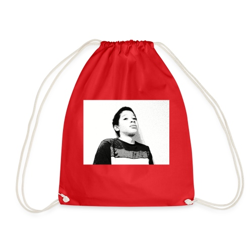 Othniel vlogs - Drawstring Bag