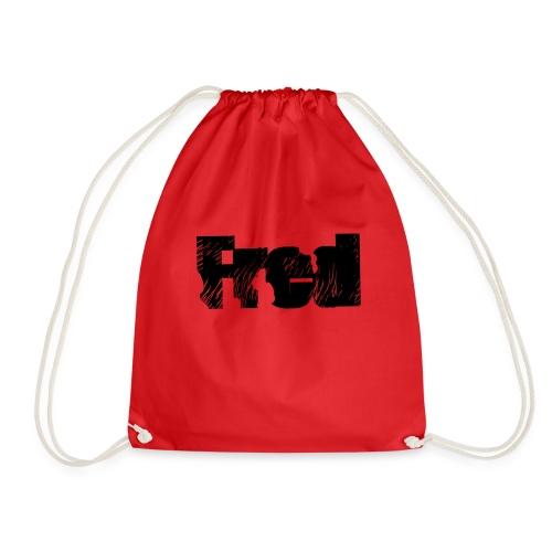 Fred logo - Sportstaske