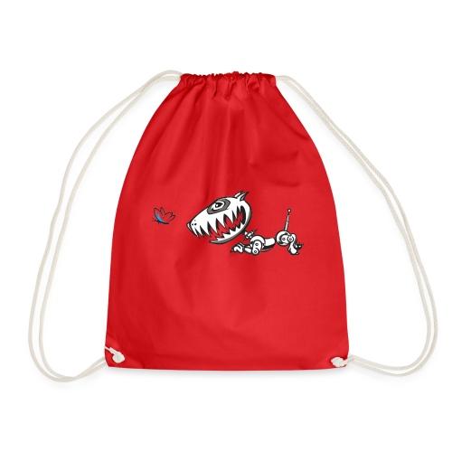 Robodog - Drawstring Bag