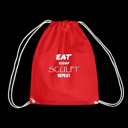 eat sleep B - Sac de sport léger