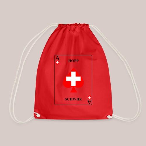 Schweiz - Turnbeutel