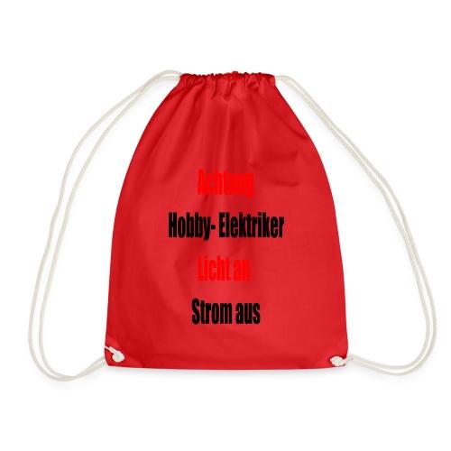 Hobby Elektriker1 - Turnbeutel