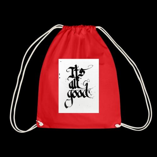 t'is life - Drawstring Bag