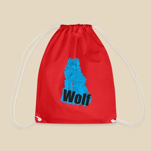 Blue Wolf - Sac de sport léger