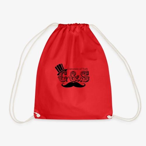 Gilbert and Sullivan Logo - Drawstring Bag