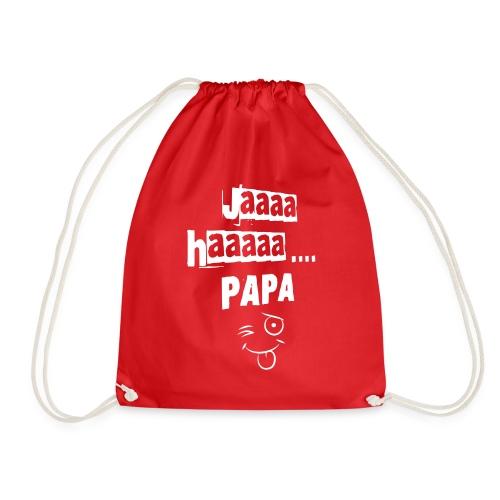 JaaaHaaa Papa - Turnbeutel
