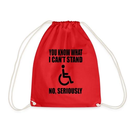 Canstand1 - Drawstring Bag