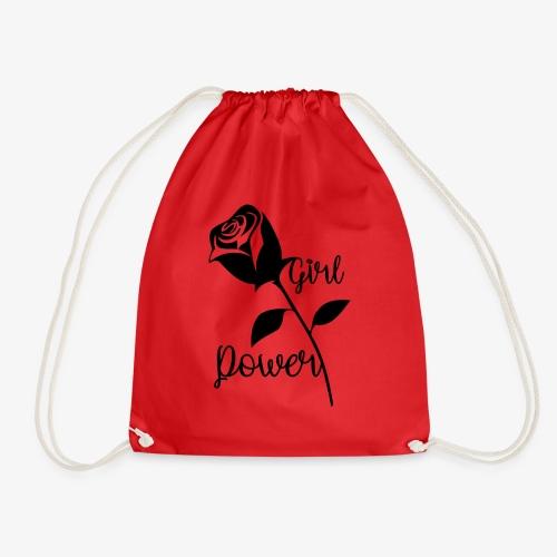 GirlPower - Turnbeutel