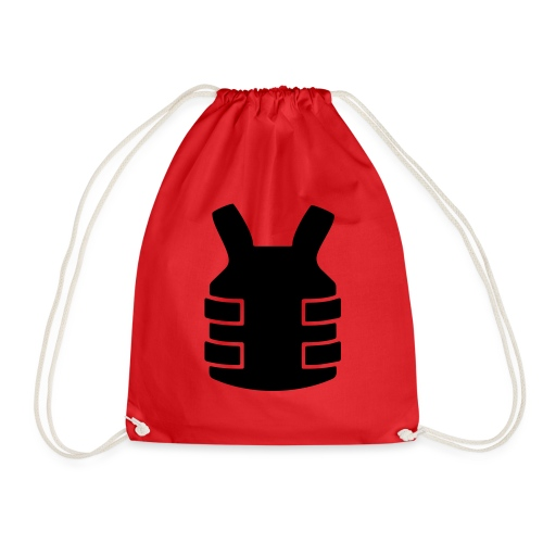 Bullet Proof Design - Drawstring Bag